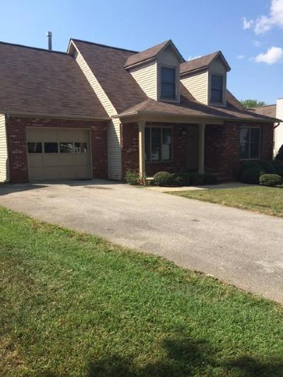 Cookeville Single Family Home For Sale: 935 Nottingham Dr