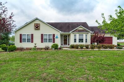 Cookeville Single Family Home For Sale: 3894 Shipley Road