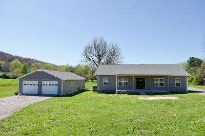 Cookeville Single Family Home For Sale: 6333 Buck Mountain Rd