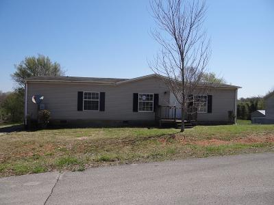 Sparta Single Family Home For Sale: 155 Hope Dr