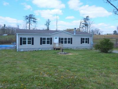 Sparta Single Family Home For Sale: 304 Eastland Road