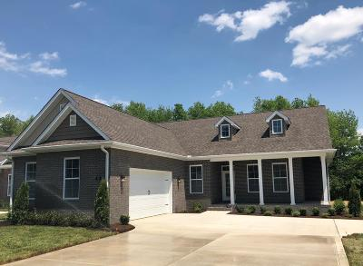 Cookeville Single Family Home For Sale: 821 Breeding Avenue