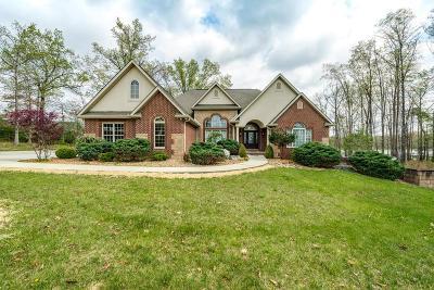 Crossville Single Family Home For Sale: 27 Mallard Pt