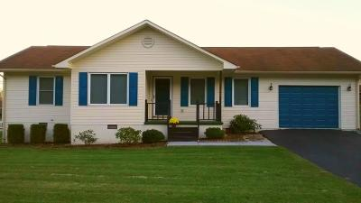Crossville Single Family Home For Sale: 131 Southgate Dr