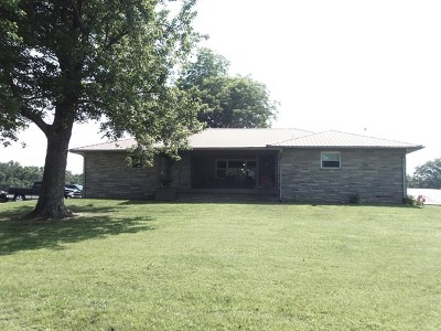 Crossville Single Family Home For Sale: 3508 Clear Creek Road