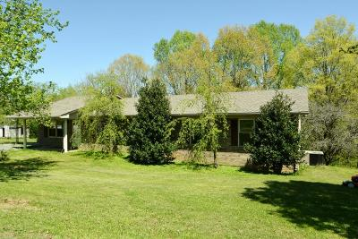 Gainesboro Single Family Home For Sale: 108 Hop Anderson