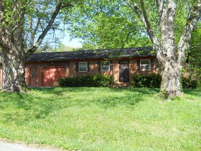Sparta Single Family Home For Sale: 379 Crawford Circle