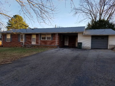 Sparta Single Family Home For Sale: 659 Edgewood Drive