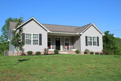 Sparta Single Family Home For Sale: 1250 Old Cookeville Rd