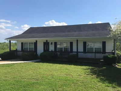 Cookeville Single Family Home For Sale: 3712 Levi Circle