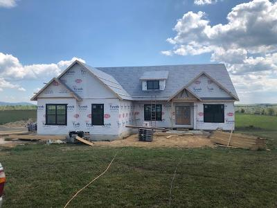 Crossville Single Family Home For Sale: 174 Bethel Lane