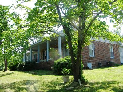Monterey TN Single Family Home For Sale: $135,000