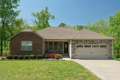 Sparta Single Family Home For Sale: 571 Victoria Ln
