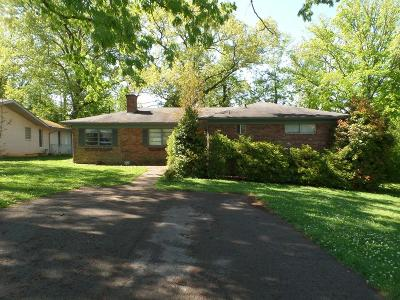 Cookeville Single Family Home For Sale: 571 Crestwood Drive