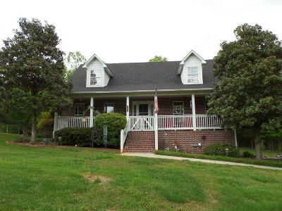 Cookeville Single Family Home For Sale: 1035 Heathwood West Drive