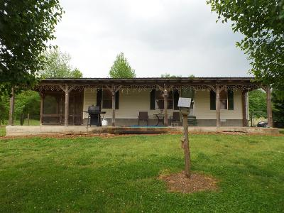 Single Family Home For Sale: 13291 Old Kentucky Road