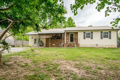 Cookeville Single Family Home For Sale: 131 Kinniard Road