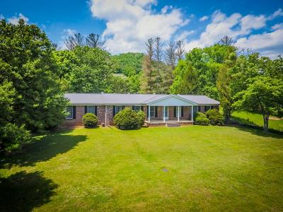 Gainesboro Single Family Home For Sale: 141 Big Bottom Rd