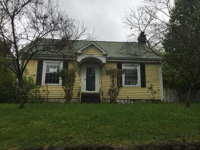 Sparta Single Family Home For Sale: 114 Anderson St