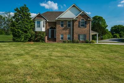 Cookeville Single Family Home For Sale: 3103 Middleford Drive