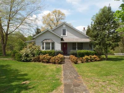 Cookeville Single Family Home For Sale: 4897 Lovelady Road