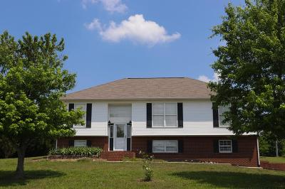 Cookeville TN Single Family Home For Sale: $189,900