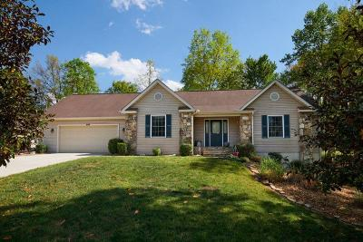 Crossville Single Family Home For Sale: 506 Stonehenge Drive