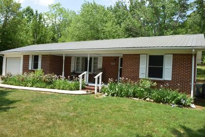 Cookeville Single Family Home For Sale: 3473 Burgess Falls Road