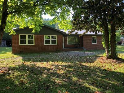 Gainesboro Single Family Home For Sale: 400 Anderson Lane