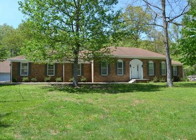 Crossville Single Family Home For Sale: 346 Ridgeway