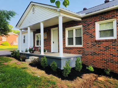 Livingston Single Family Home For Sale: 1014 Vaughn
