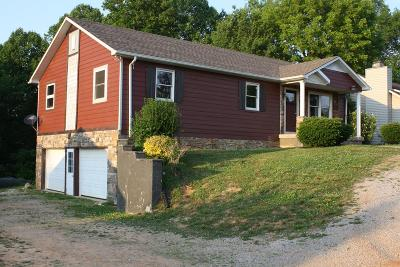 Cookeville TN Single Family Home For Sale: $128,900