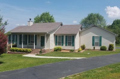 Cookeville TN Single Family Home For Sale: $159,900