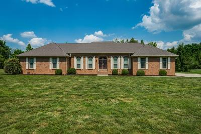 Crossville Single Family Home For Sale: 125 Rebecca Drive