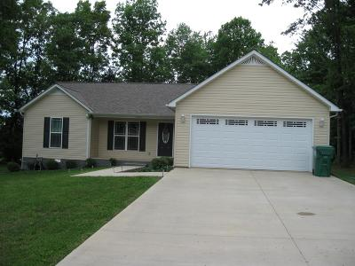 Cookeville Single Family Home For Sale: 140 Easy Street