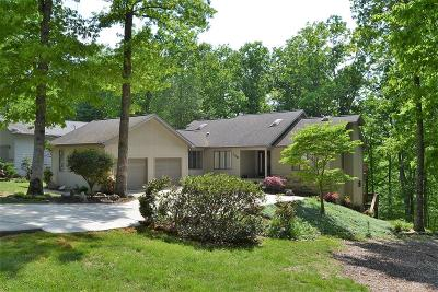 Crossville Single Family Home For Sale: 178 Lakeside Drive