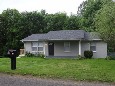 Gainesboro Single Family Home For Sale: 114 Hop Anderson Lane