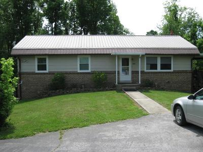 Monterey TN Single Family Home For Sale: $89,900