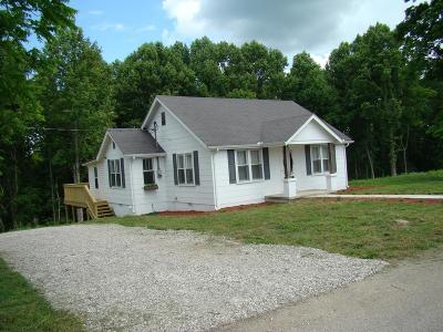 Gainesboro Single Family Home For Sale: 403 Dudney Hill