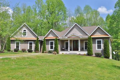 Silver Point Single Family Home For Sale: 425 Lafever Ridge Road
