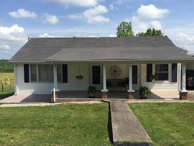 Sparta TN Single Family Home For Sale: $424,900