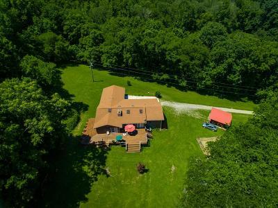 Gainesboro Single Family Home For Sale: 276 Poehler Hollow Lane