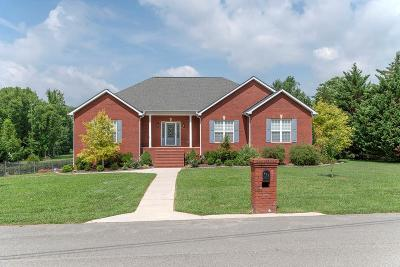 Cookeville Single Family Home For Sale: 313 New Heritage
