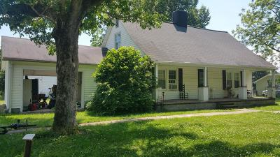 Cookeville Single Family Home For Sale: 954 E. Whitehall Road