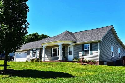 Cookeville TN Single Family Home For Sale: $194,000