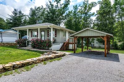 Crossville Single Family Home For Sale: 2035 Leisure Ln.