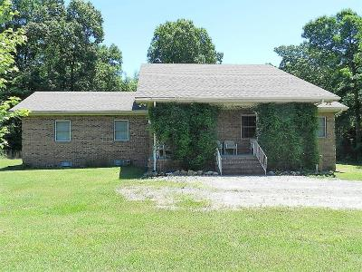 Bloomington Springs, Cookeville, Gainesboro, Granville, Hilham, Whitleyville Single Family Home For Sale: 764 Sugartown Ridge Lane