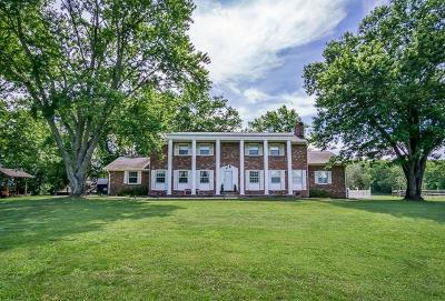 Bloomington Springs Single Family Home For Sale: 3821 Old Gainesboro Road