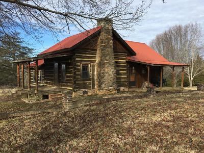Livingston Single Family Home For Sale: 419 Hardy's Chapel