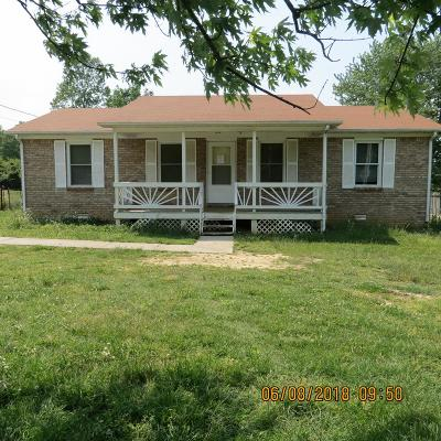 Cookeville TN Single Family Home For Sale: $91,000